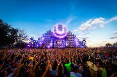 Miami durante el Ultra Music Festival