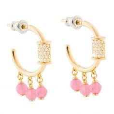 Orecchini Rebecca Gioielli - € 99 Leggi tutte le caratteristiche... Ebay, More, Ecommerce, Bracelets, Jewelry, Products, Fashion, Ear Piercings, Yellow