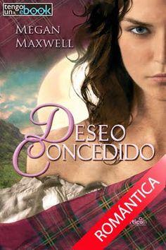 Te gusta leer???: Megan Maxwell