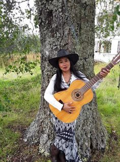 gracia@the world: KAMUSTA MGA ILONGGO @ MANAI MONAI @ BUHAY ABROAD... Dear World, Music Is Life, Cowboy Hats, Guitar, Fashion, Serif, Moda, La Mode, Western Hats