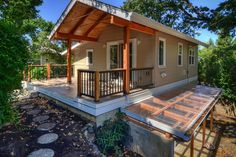 The Effective Pictures We Offer You About Granny pods backyard cottage tiny homes A quality picture Cottage Style House Plans, Cottage Floor Plans, Cottage Style Homes, Cottage House Plans, Cottage Design, Modern House Plans, Small House Plans, House Floor Plans, House Design