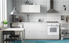 Una cocina pequeña para pequeños chefs - IKEA