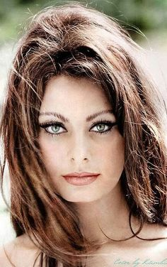 Sophia Loren's