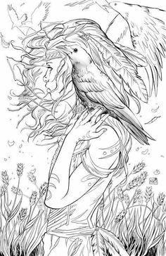 From Millie Marotta S Animal Kingdom Amys Menagerie Of Animal