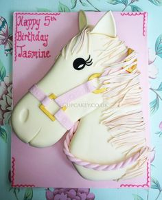 Horse Cake. Like the FB page for 15% off your cake/cupcake order: www.Facebook.com/Cupcakey.co.uk