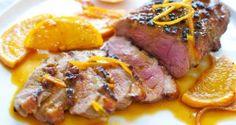 Formas saludables de cocinar: Pechugas de pato al horno