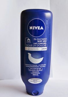 @Nivea In-Shower Body Milk!  http://www.thepurplescarf.ca/2015/01/beauty-skincare-review-say-goodbye-winter-dry-skin-nivea.html #beauty #skincare #thepurplescarf #melanieps #toronto #review