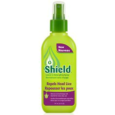 Lice Spray | The only things your kindergartener really needs for school