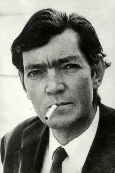 Julio Cortazar by Sara Facio.