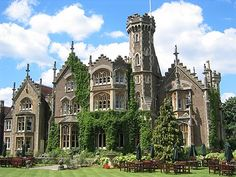 Gothic Mansions Oakley Court Frank's Castle in the Rocky Horror Picture Show is now a popular wedding venue. You know I'm going to work that in somehow. The post Gothic Mansions appeared first on Architecture Diy. Beautiful Castles, Beautiful Buildings, Beautiful Homes, Beautiful Places, Gothic Mansion, Gothic House, Gothic Castle, Dream Mansion, Modern Mansion