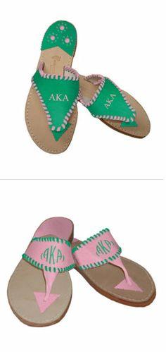 AKA sandals