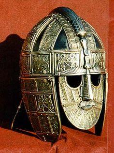 Patrick Conlin - Sutton Hoo Helm reproduction