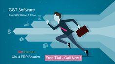 GST Software - AcTouch Cloud ERP.