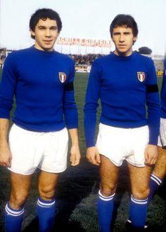 Beppe Baresi + Franco Baresi.