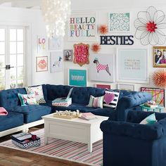 Lounge Furniture & Room Ideas | PBteen