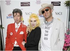 Twitter / duggiefields: L.A....... with BILLY ZANE ...and PAM HOGG