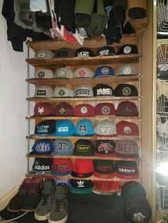 Hat Rack Ideas, Easy And Simple For Sweet Home   Spenc Design