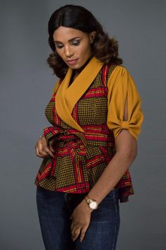 """The best ankara dress styles are absolutely top notch.African fashion with its ankara styles and lace styles popularly known as as """"asoebi"""" are here to stay. African Fashion Ankara, African Fashion Designers, Ghanaian Fashion, African Print Fashion, Africa Fashion, African Dresses For Women, African Print Dresses, African Attire, African Wear"""