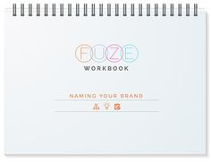 Fuze Branding Brainstorm Worksheet | Tips for Naming your Business - Fuze Branding