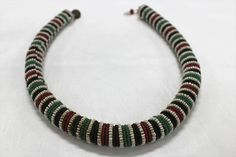 The Zulu necklace (ABC Local Radio: Jeremy Lee)