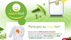 Bledina Miam Revolution avec 3000 body bébé gratuit