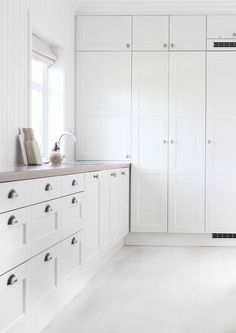 Nice kitchen storage solution