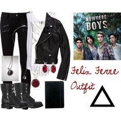 Felix Ferne .::Nowhere Boys::. Outfit