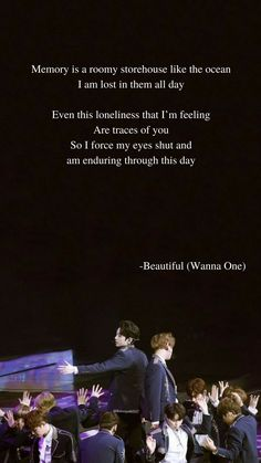 Trendy Quotes Lyrics Kpop Wanna One Ideas Song Quotes, Words Quotes, Funny Quotes, Song Lyrics Wallpaper, Wallpaper Quotes, Screen Wallpaper, Kpop, Pop Lyrics, Korean Quotes