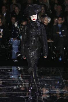 Alexander McQueen at Paris Fall 2009