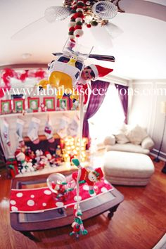 Elf on the Shelf ideas |Pinned from PinTo for iPad|