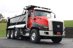 Caterpillar gets into Heavy Duty Construction Trucks
