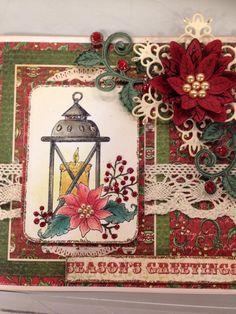 Heartfelt Creations card (create & craft)