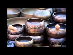 3 Hours Long Tibetan Singing Bowl Meditation Chakra Healing  | Tone D# Music | Sacral Chakra
