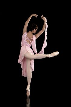Lyrical Dress, Dance Costumes, Waltz, Light Pink