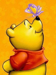 I love Pooh!