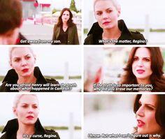"Emma and Regina - 5 * 2 ""The Price"""