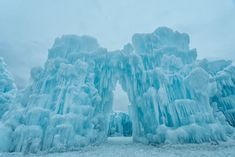 You've Never Seen Anything Like This Ice Castle Coming to Wisconsin