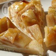 Pear and Apple Tart @ allrecipes.com.au
