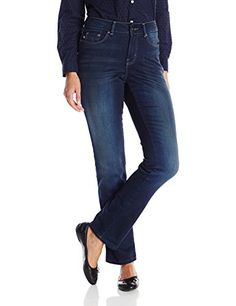 Lee Womens Petite Modern Series Curvy Fit Miranda Straight Leg Jean Metropolitan 6 Petite >>> Want additional info? Click on the image.(This is an Amazon affiliate link)