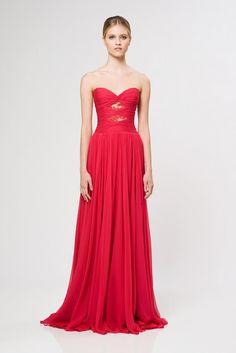 Modele rochii de ocazie: Reem Acra Resort Pre-Spring 2013