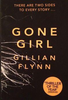 "#MUSTREAD: ""The Gone Girl"" by Gillian Flynn #booktobuy #gonegirl"
