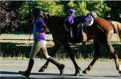 My wife is almost to her goal of competing in the Tevis Cup after 2+ years of training! The sport of endurance riding was voted the 7th most difficult endurance ride in the world by Time magazine. Drop by her blog and follow this most inspiring journey.