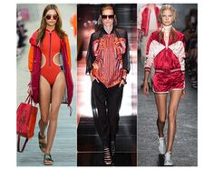 Spring/Summer Fashion Week 2014 Fashion Trends: Sport