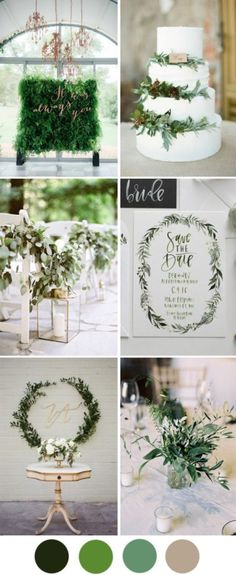 pantone-2017-greenery-wedding-palette-weddingsonline
