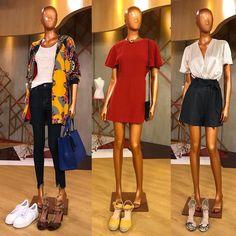 Consultoria de hoje no @sbtesquadraodamoda com styling de @arlindogrund e @isabellafiorentino. Produção de moda @luciananegralu e… Moda Professor, Casual Outfits, Fashion Outfits, Womens Fashion, Stacy London, London Outfit, Office Looks, Daily Look, Casual Chic