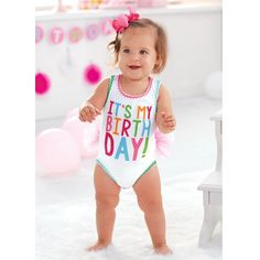 This is the cutest first birthday outfit ever! It even has a tutu bum <3 <3