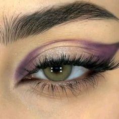 Gem Makeup, Makeup 101, Eye Makeup Art, Makeup Inspo, Eyeshadow Makeup, Colorful Eye Makeup, Simple Eye Makeup, Deep Set Eyes Makeup, Eye Makeup Designs