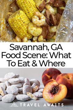 Savannah, Georgia's Food Scene: What To Eat And Where - TravelAwaits Savannah Georgia Food, Visit Savannah, Savannah Chat, Wine Smoothie, Savannah Restaurants, Chicago Restaurants, Southern Sweet Tea, Bite Size Cookies, Tasting Room