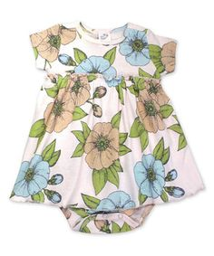 Love this Country Blossom Bodysuit - Infant by Tesa Babe on #zulily! #zulilyfinds