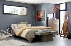 ombre bed linens  | CB2